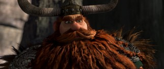 Tribal leader Stoick the Vast isn't quick to drop his misconceptions about dragons.