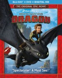 How to Train Your Dragon: 2014 Blu-ray + DVD + Digital HD combo pack cover art -- click to buy from Amazon.com