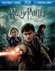 Harry Potter and the Deathly Hallows Part 2 Blu-ray + DVD + Digital Copy cover art -- click to pre-order
