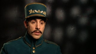 "Always the character, Sacha Baron Cohen plays a pompous version of himself in ""Role of a Lifetime."""