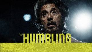 Al Pacino looks awfully weathered to be playing 65 on The Humbling's Blu-ray menu.