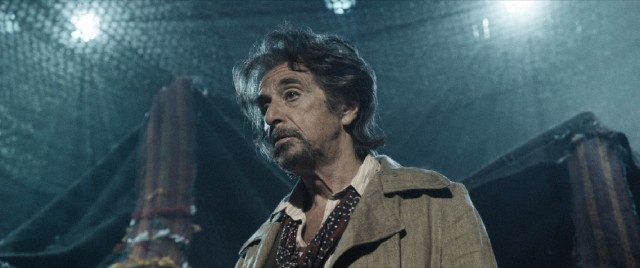 """The Humbling"" stars Al Pacino as an aging actor at a crossroads in his life."