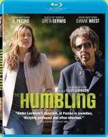The Humbling Blu-ray Disc cover art -- click to buy from Amazon.com