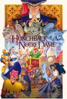 The Hunchback of Notre Dame (1996) movie poster