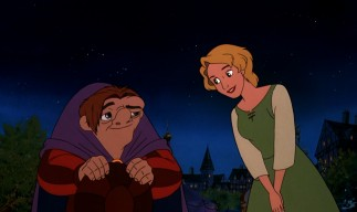 "In ""The Hunchback of Notre Dame II"", Quasimodo has a new love interest in circus assistant Madellaine."
