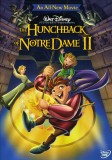 The Hunchback of Notre Dame II (2002) original DVD cover art