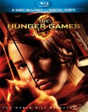 The Hunger Games Blu-ray Disc cover art -- click to buy from Amazon.com