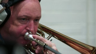 "The score for ""Mockingjay, Part 1"" wouldn't be what it is without this trumpet man."