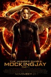 The Hunger Games: Mockingjay, Part 1 (2014) movie poster