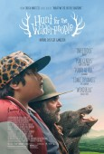 Hunt for the Wilderpeople (2016) movie poster