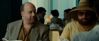 Paul Giamatti joins the cast as the intimidating Kingsley, who takes a liking to Alan's Bangkok straw hat.
