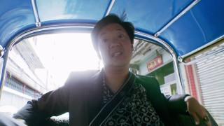 Ken Jeong reprises his divisive Mr. Chow character for a politically incorrect tour of Bangkok.