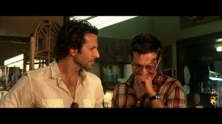 Unsurprisingly, the gag reel finds the Hangover II cast cracking up on more than one occasion.