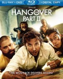 The Hangover Part II Blu-ray + DVD + UltraViolet Digital Copy combo pack cover art -- click to buy from Amazon.com