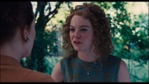 Skeeter (Emma Stone) stands up to Hilly's charges in this Blu-ray-only deleted scene.