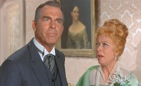 Fred MacMurray and Greer Garson are Mr. and Mrs. Biddle.