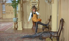 "Alligators abound in ""The Happiest Millionaire"""