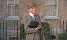 Tommy Steele provides fun as John Lawless.