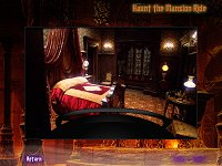 Interactive Haunted Mansion Ride DVD-ROM Feature