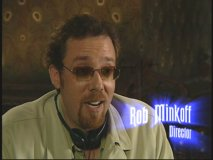 "Director Rob Minkoff in ""The Haunted Mansion: Secrets Revealed"""