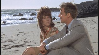 It looks like Michele Lee and Dean Jones...but it's not!