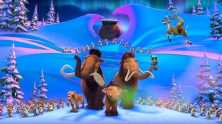 giant spoiler warning everything ends all right in a mammoth christmas special - Ice Age Mammoth Christmas