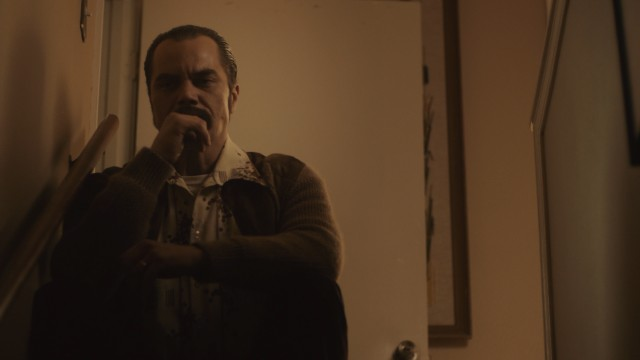 """The Iceman"" stars Michael Shannon as Richard Kuklinski, loving father, devoted husband, and stone-cold killer."