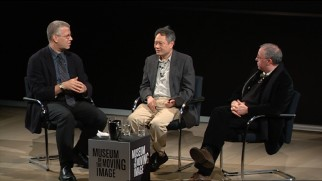 Ang Lee and James Schamus revisit their numerous collaborations at this Museum of the Moving Image discussion.