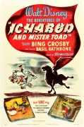 The Adventures of Ichabod and Mr. Toad (1949) movie poster