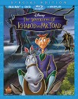 The Adventures of Ichabod and Mr. Toad: Blu-ray + DVD + Digital HD Digital Copy cover art