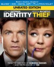 Identity Thief (Blu-ray + DVD + Digital Copy + UltraViolet) - June 4
