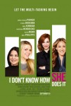 I Don't Know How She Does It (2011) movie poster