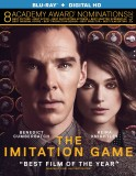 The Imitation Game (Blu-ray + Digital HD) - March 31