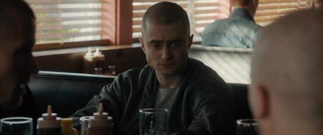 "In ""Imperium"", FBI agent Nate Foster (Daniel Radcliffe) goes undercover to infiltrate a White Supremacist group."