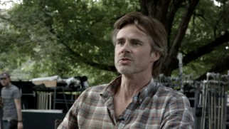 Actor Sam Trammell offers more than ten minutes of comments in an interview that is also excerpted in the making-of featurettes.