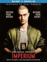 Imperium: Blu-ray + Digital HD cover art -- click to buy from Amazon.com