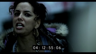 A clearer look at the movie starring Eva Longoria as a Cockney hood is included among the deleted scenes.