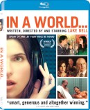 In a World... Blu-ray Disc cover art -- click to buy from Amazon.com