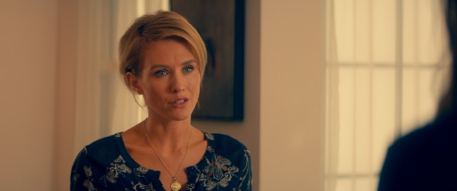 """Inconceivable"" stars Nicky Whelan as Katie Wells, a nanny/surrogate/psycho killer."