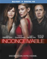 Inconceivable: Blu-ray + Digital HD combo pack cover art - click to buy from Amazon.com