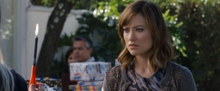 Olivia Wilde plays Jane, a hastily-substituted assistant with greater ambitions.