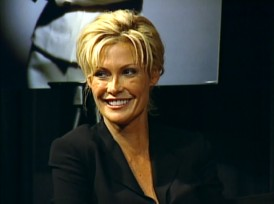 "Alison Doody, the most elusive of ""Indy's Women"" reflects on her Nazi character in this 2003 AFI discussion."