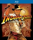 Indiana Jones: The Complete Adventures Blu-ray Collection cover art -- click for larger view and to preorder