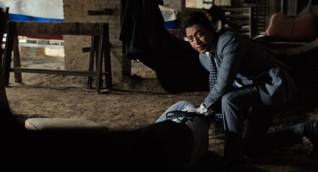 Irrfan Khan steals scenes as Harry Sims, a covert ally who serves as the film's unlikely comic relief.