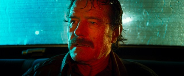 "Robert Mazur (Bryan Cranston) finds his life in danger in the color combination of orange and teal in ""The Infiltrator."""