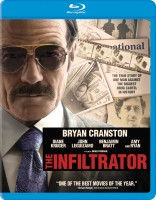 The Infiltrator Blu-ray Disc cover art -- click to buy from Amazon.com
