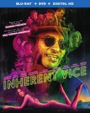 Inherent Vice (Blu-ray + DVD + Digital HD) - April 28