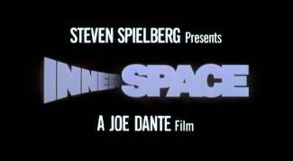 The opening of Innerspace's original theatrical trailer cites the names of its most notable creators.