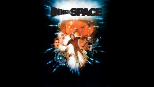 The original poster art that functioned as DVD cover again serves as both cover and menu image for Innerspace's Blu-ray.
