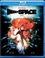 Innerspace Blu-ray Disc cover art -- click to buy from Amazon.com